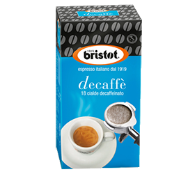 Bristot Decaffeinato ESE Serving